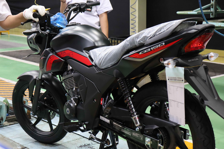AHM rilis motor baru… Namanya All New Honda CB150 Verza