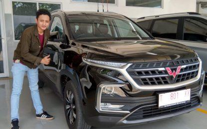 Pengalaman Pertama Test Drive Wuling Almaz di Karawang