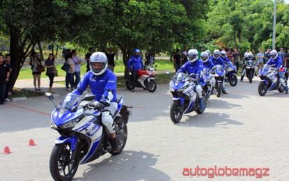 Yamaha berikan kesempatan Test Drive R25 kepada konsumen